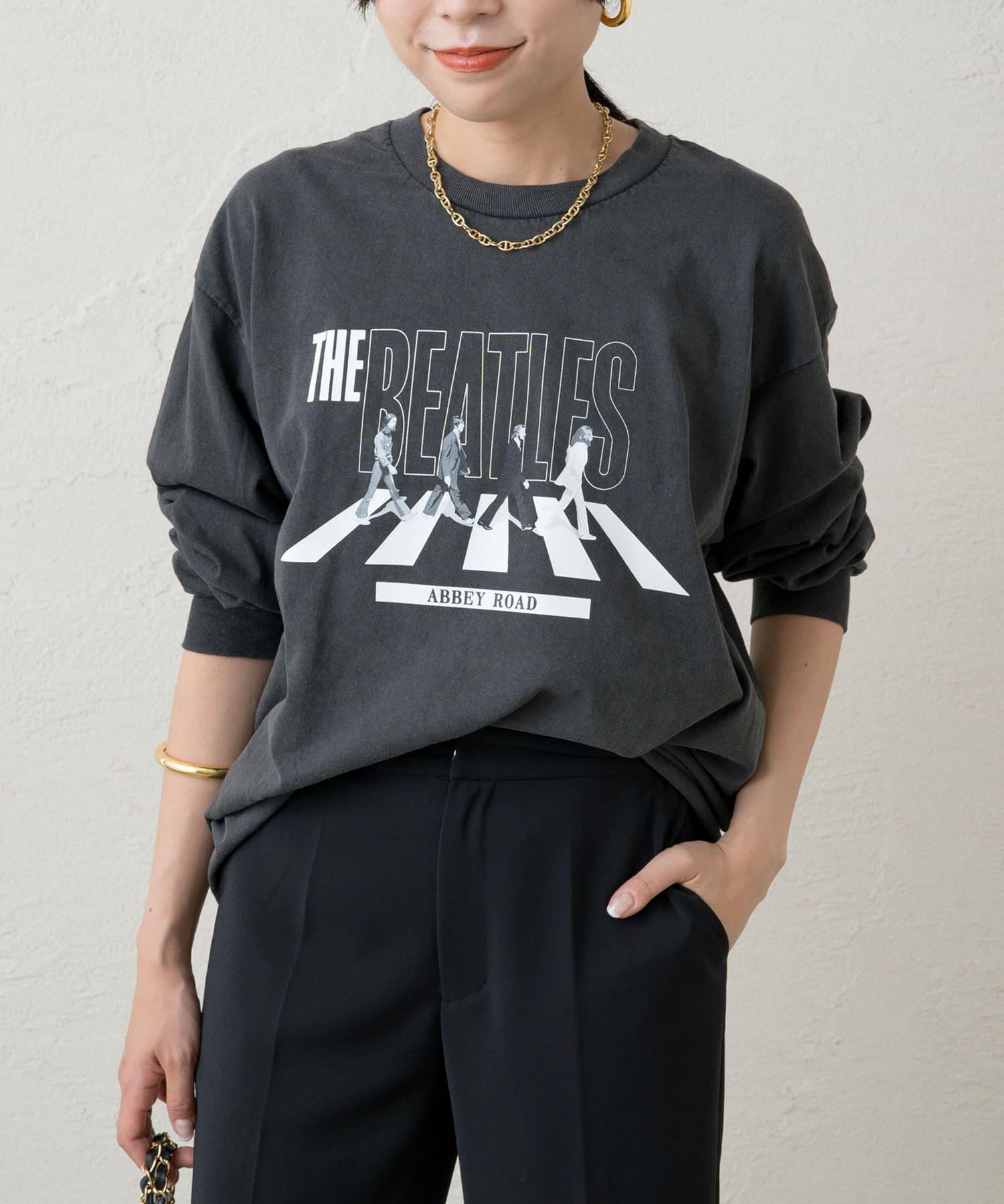 Loungedress(ラウンジドレス) 【GOOD ROCK SPEED/グッドロックスピード】BEATLES Tシャツ