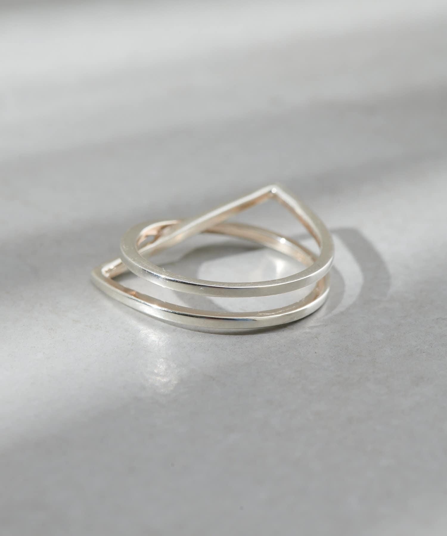 Discoat(ディスコート) AZ circle bar ring