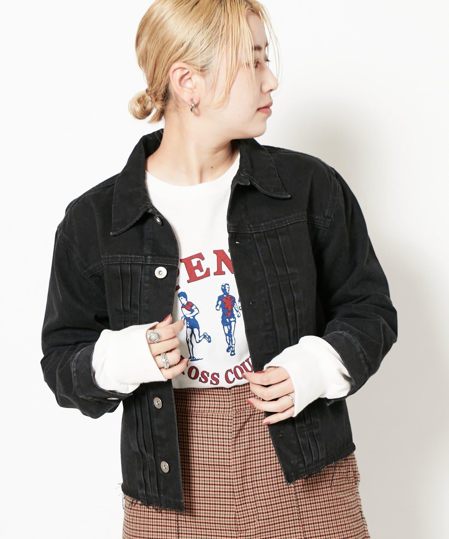 OUTLET(アウトレット) 【Ciaopanic】Gジャンライクシャツジャケット