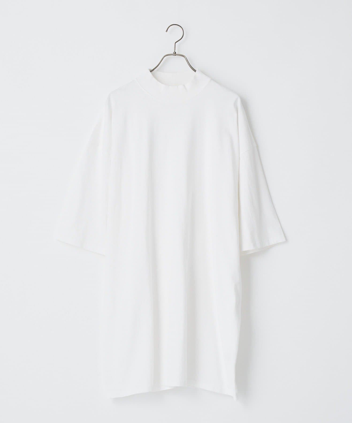 OUTLET(アウトレット) 【Ciaopanic】モックネックBIGTシャツ