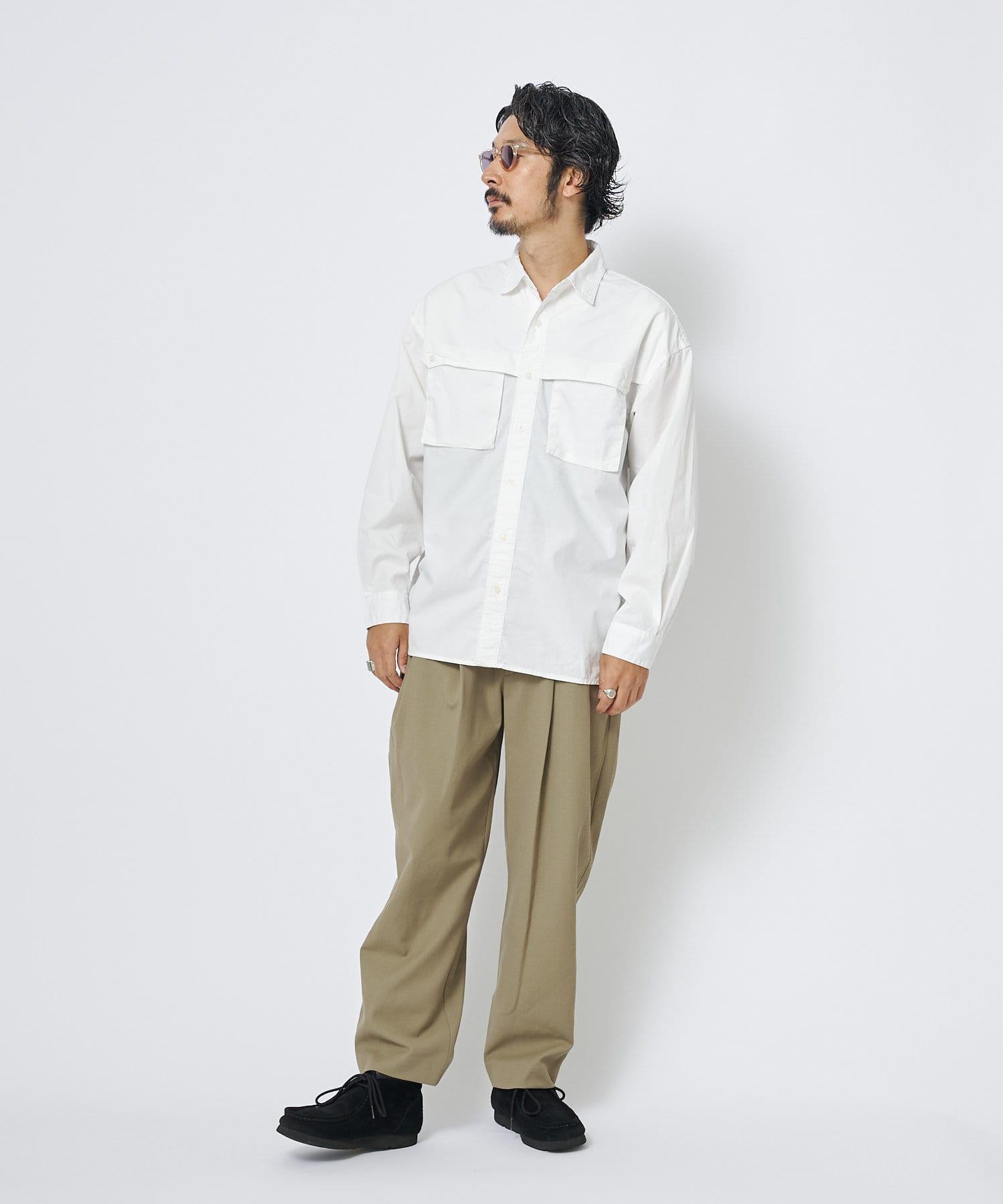 OUTLET(アウトレット) 【Ciaopanic】コットンウエスタンデザインシャツ