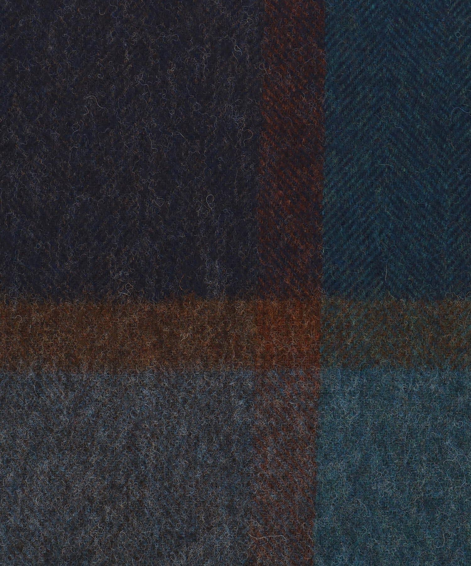 Loungedress(ラウンジドレス) 【BRONTE BY MOON/ブロンテバイムーン】チェックストール