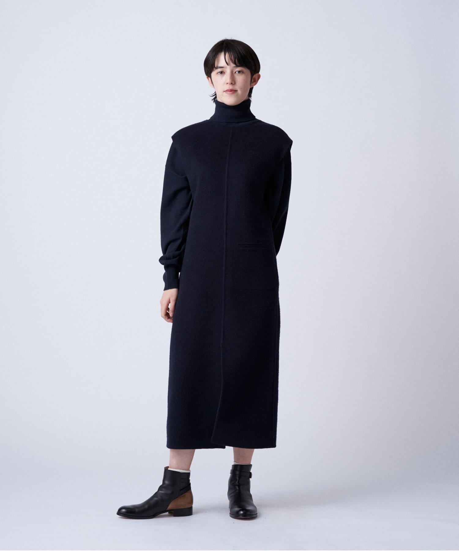 BLOOM&BRANCH(ブルームアンドブランチ) KIJI / womens REVERSIBLE DRESS