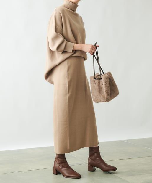 女性 ロングブーツ ブランドの画像