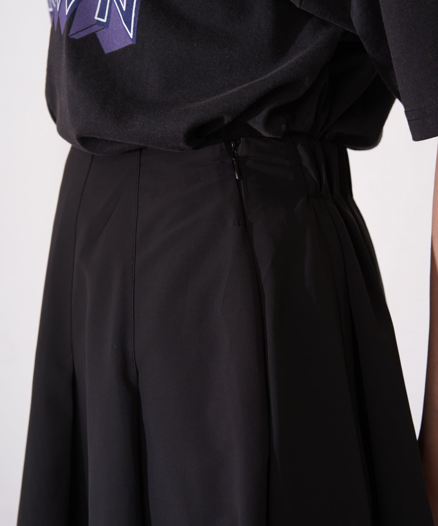 Loungedress(ラウンジドレス) 【再登場】タフタフレアスカート