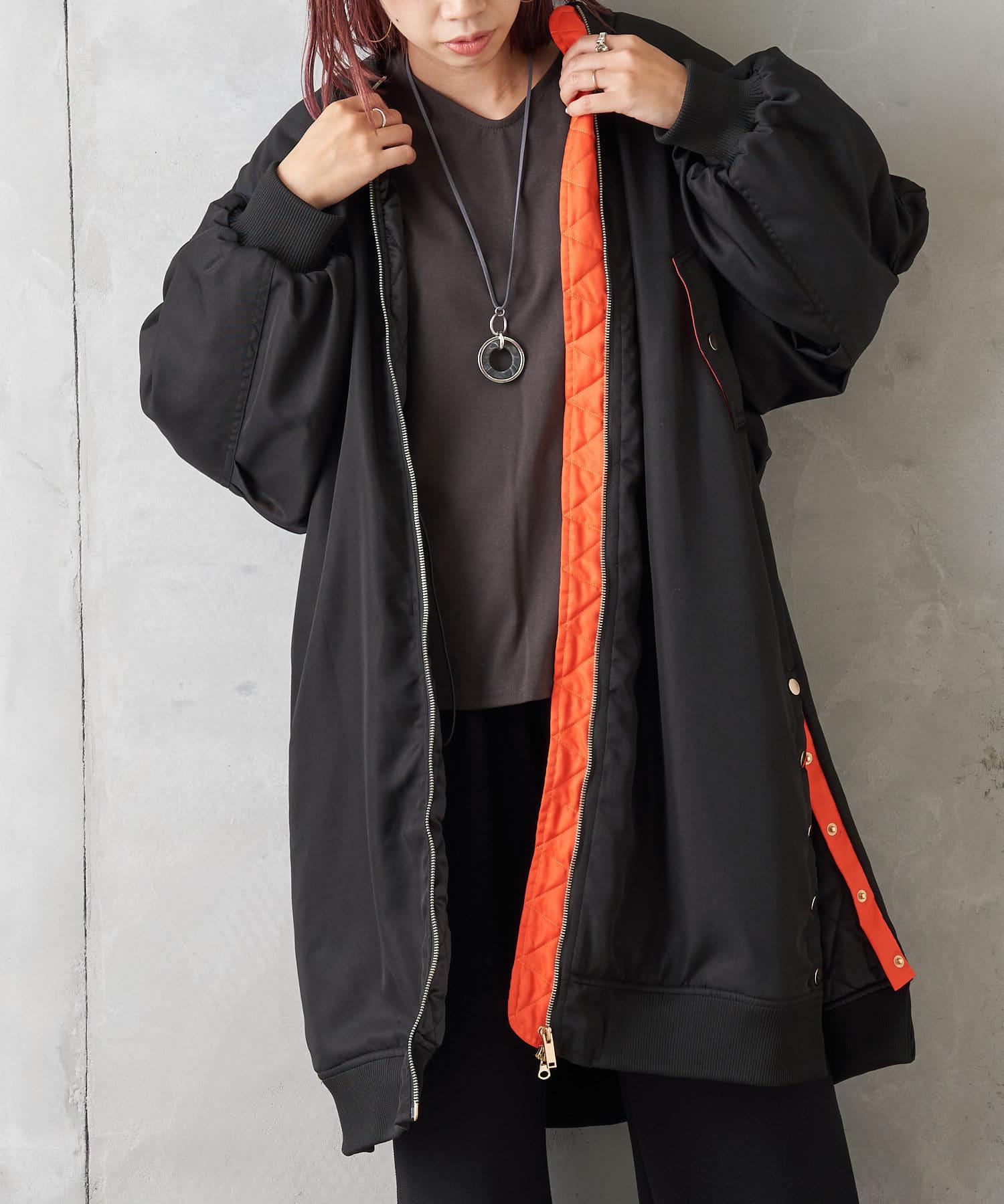 Pal collection(パルコレクション) 【予約】《お尻も隠れる長さ》ロングMA-1