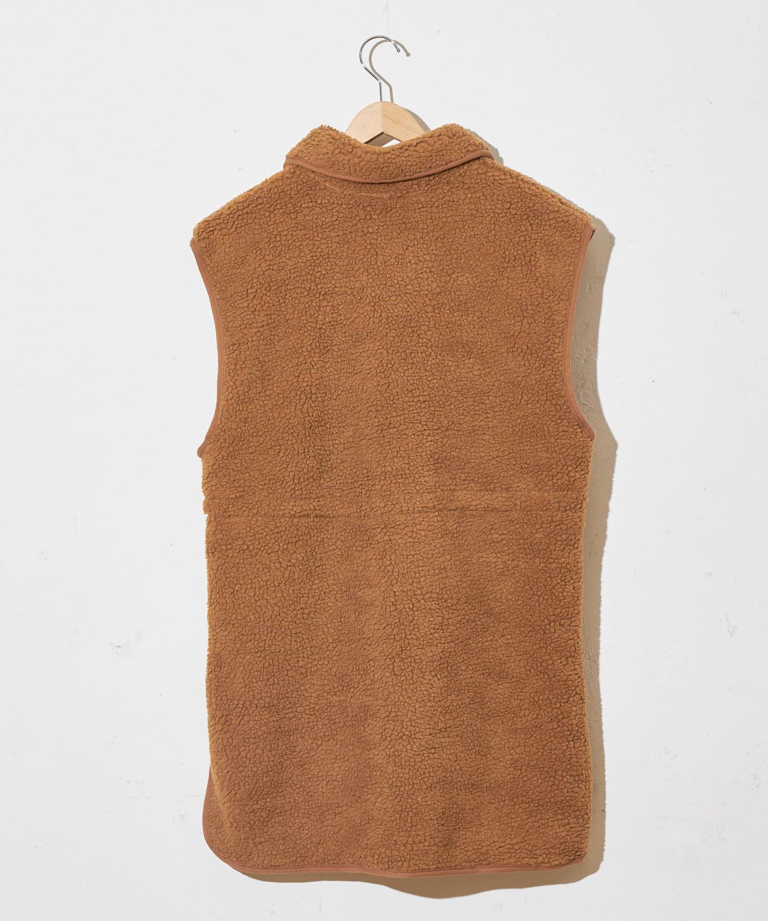 OLIVE des OLIVE OUTLET(オリーブ・デ・オリーブ アウトレット) 【dsf】Boa big vest