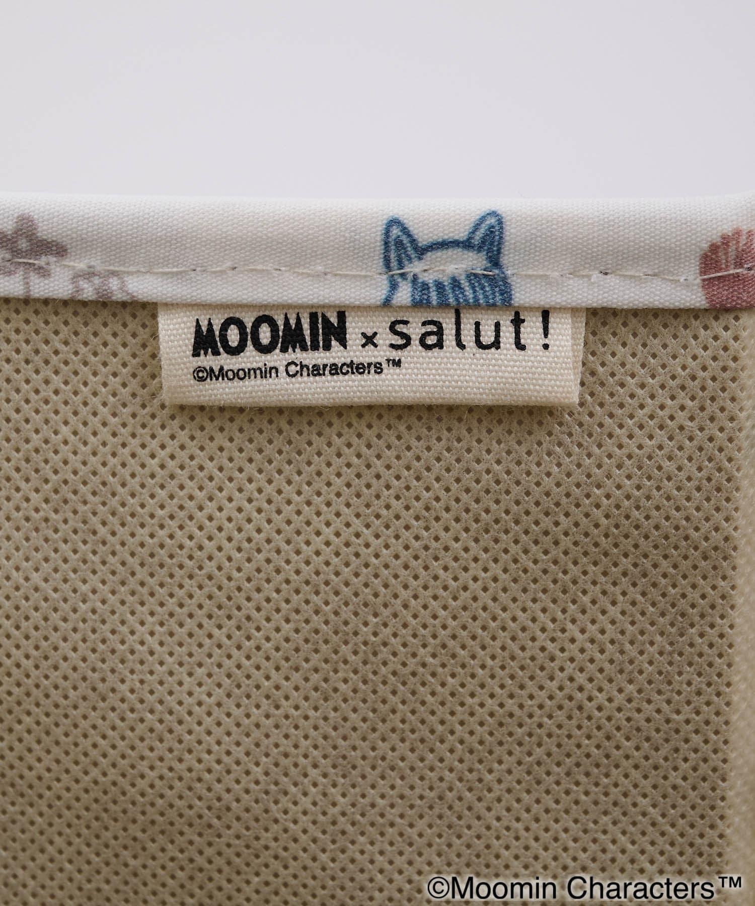 salut!(サリュ) 【ムーミン×salut!】収納スツール