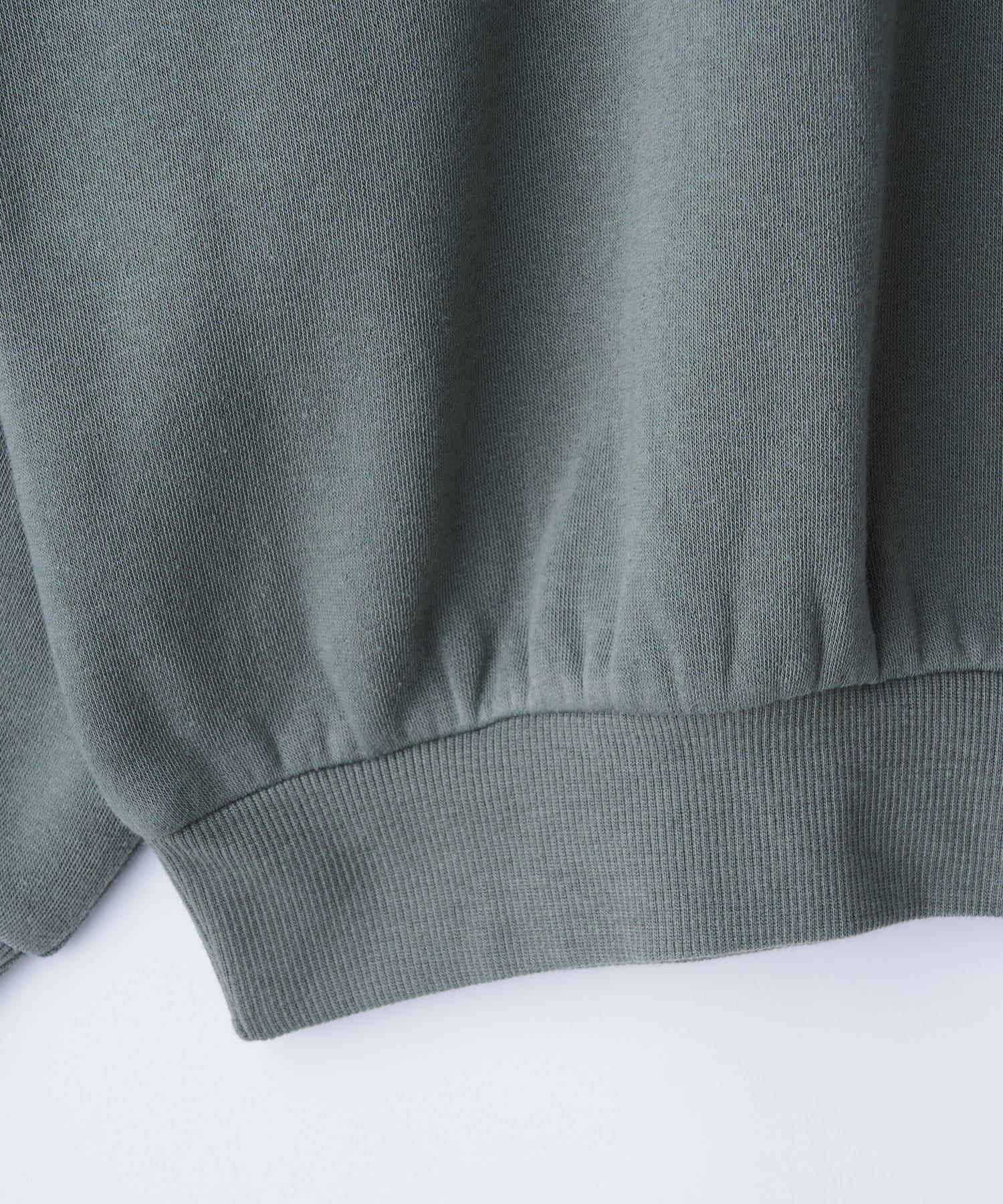 OLIVE des OLIVE OUTLET(オリーブ・デ・オリーブ アウトレット) 女の子刺繍裏起毛プルオーバー
